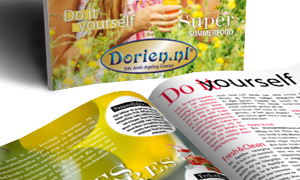 Dorien.nl Anti-Ageing Center Magazine