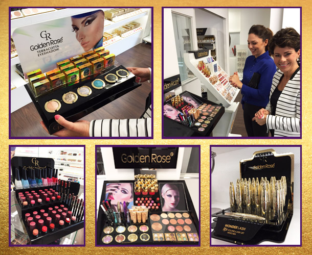 Visagie met Golden Rose make-up bij Dorien.nl Anti-Ageing Center