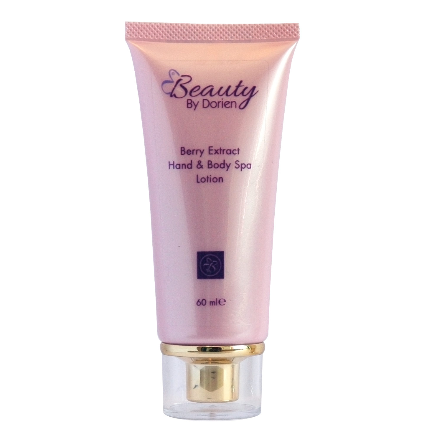 Hand en Body Lotion met berry extract van Beauty By Dorien
