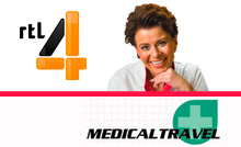 Dorien in RTL4 programma medical travel