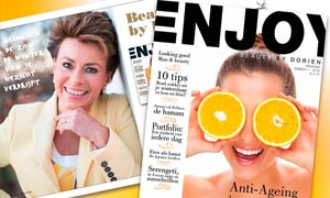 Enjoy Beauty By Dorien banner eigen media