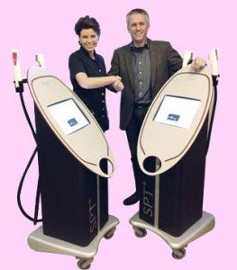 Ellipse IPL systeem Anti-Ageing Center Dorien